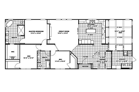 clayton homes norris floor plans