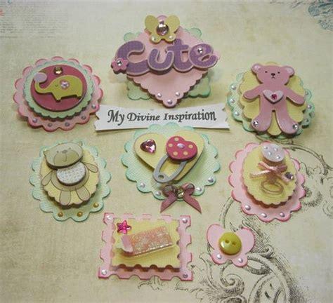baby paper embellishments scrapbook embellishments - Baby Embellishments For Card