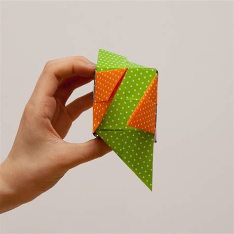 Origami Cube Pdf - origami cube useful tips japan