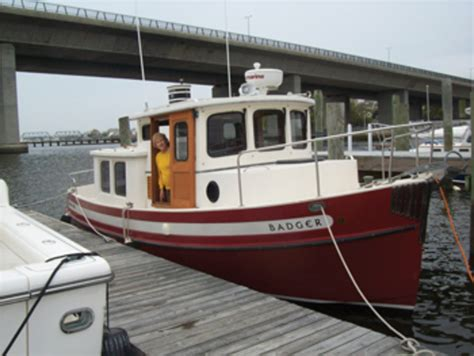 nordic boat plans used boat review nordic tug 26 soundings online