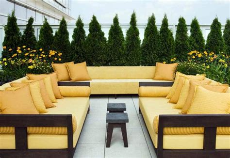 Patio Seating Ideas by 20 Great Patio Ideas Beautiful Outdoor Seating Areas And