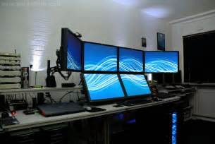 home office monitor how to optimize your multi monitor setup speed up my pc free