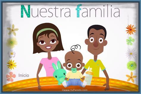 imagenes sobre la familia animada imagenes animadas de una familia feliz archivos imagenes