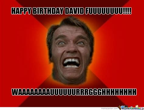 David Memes - happy birthday david by philipwestergren meme center