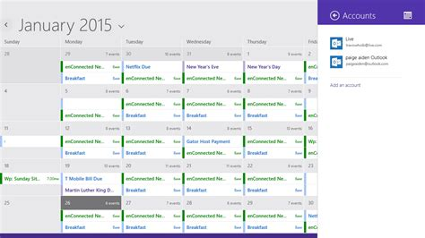 What Calendar Is On Windows 8 Windows 8 How To Add Calendar To Windows 8 Calendar