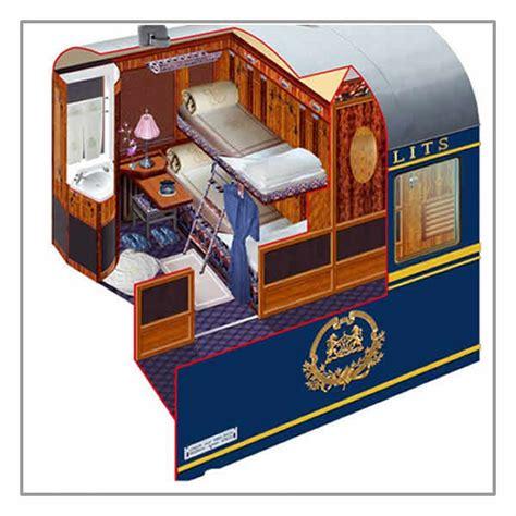 Floor Plan Express venice simplon orient express cabins