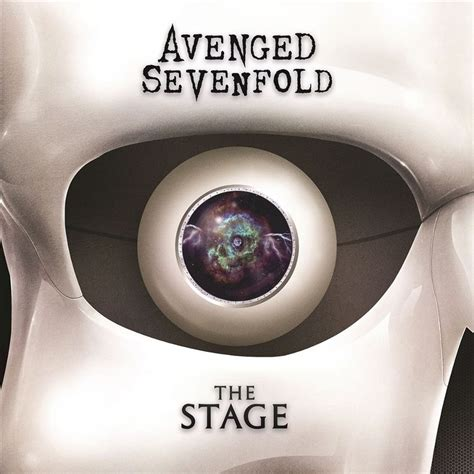 Avenged Sevenfold The Stage song of the week the epic lead single quot the stage quot by