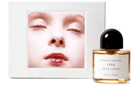 Parfum Inez 1996 inez vinoodh byredo perfume a new fragrance for and 2013