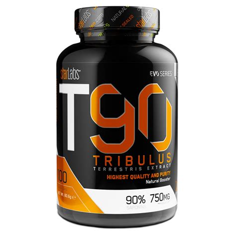 t90 supplement t90 tribulus 90 100 caps starlabs boteprote