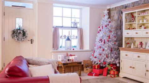 decorar arbol de navidad blanco decorar un 225 rbol de navidad blanco hogarmania