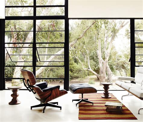 poltrona herman miller eames lounge chair and ottoman lounge chairs from herman