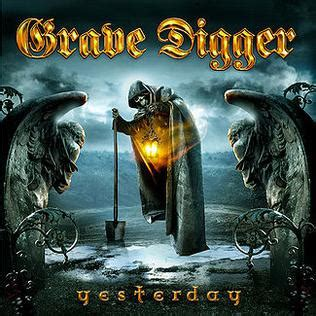 Yesterday Was 911 There I 2 by Yesterday Grave Digger Ep