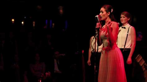 emmy rossum live emmy rossum quot many tears ago quot live video youtube