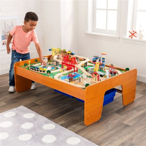 KidKraft Ride Around Town Train Set & Table : Target