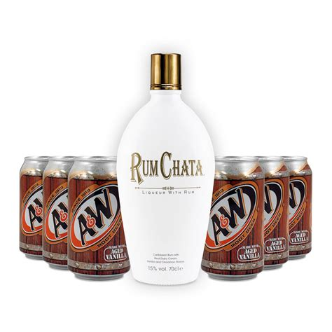 martini rumchata root beer float set rumchata 6x a w root beer