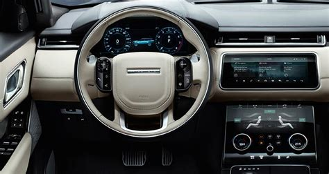 suv range rover interior preview 2018 land rover velar suv