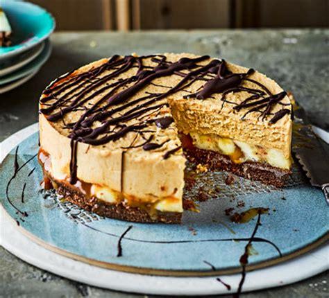 butterscotch banana pie recipe bbc good food