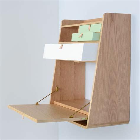 Small Wall Shelving Unit Small Spaces Smart Living Ambrose Gaston Wall Bureau