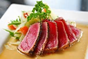 seared ahi tuna recipe cooks and eatscooks and eats