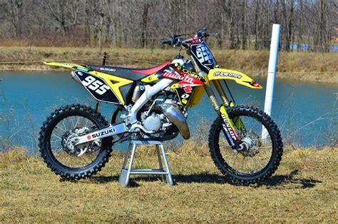 Build A Suzuki Rm 125 Ground Up Re Build Page 3 Suzuki 2 Stroke