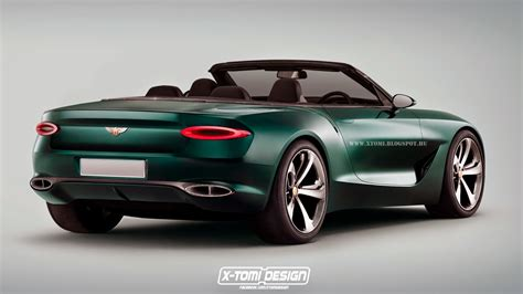 bentley roadster bentley exp10 speed6 convertible concept roadster magazin