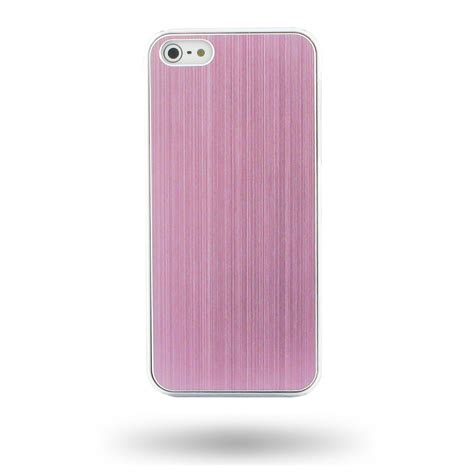 Bumper Iphone 5 5s Pink iphone 5 5s plastic pink pdair 10