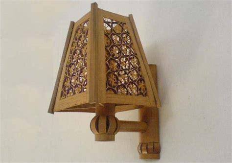 Lu Hias Dari Bambu harga dan model lu hias gantung ruang tamu minimalis