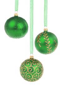 green christmas baubles free stock photo public domain