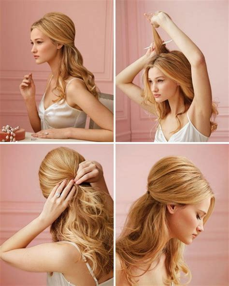 Hairstyles For Simple Party | easy party hairstyles for long hair