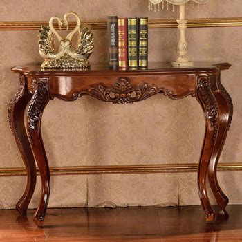carved wood console table antique wood carved console table buy