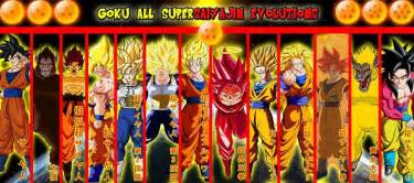 goku form dragon ball photo 35165451 fanpop