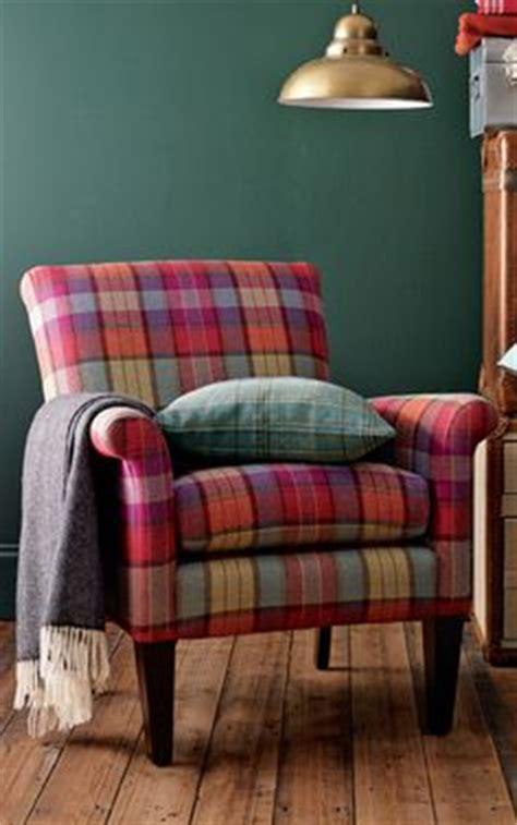 Pink Tartan Armchair 1000 Images About Tartan Tweed Upholstery On
