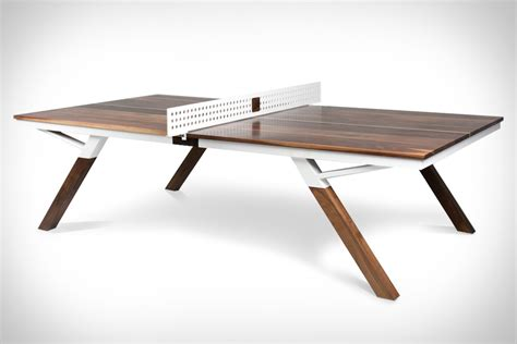 Table Tennis Boardroom Table Woolsey Ping Pong Table Uncrate