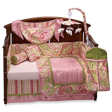 bananafish 174 chloe 4 piece crib bedding and accessories