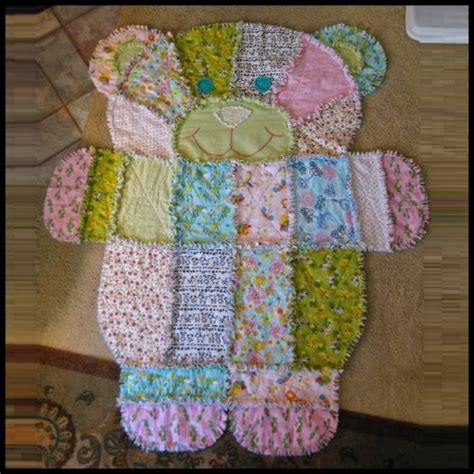 pattern for baby clothes teddy bear turn old baby clothes into a teddy bear baby quilt
