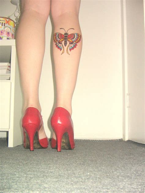 tattoos on leg for ladies leg designs