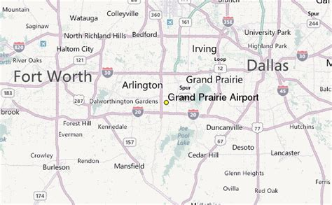 grand prairie texas map grand prairie airport weather station record historical weather for grand prairie airport texas