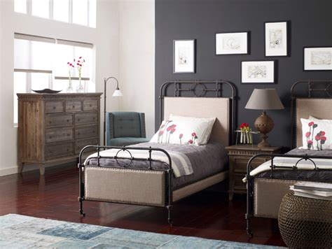 eclectic bedroom furniture inspiration eclectic bedroom other by gallatin valley furniture