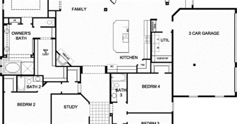 david weekley build on your lot floor plans quot marconi quot plan 3023 sf david weekly homes build on