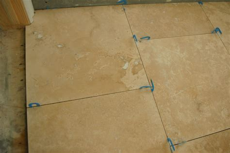 Tiling A Floor How To Install Ceramic Tile   icreatables.com