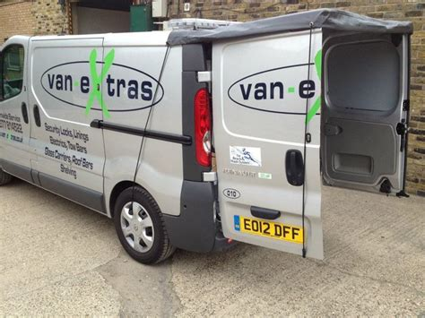 rear door van awnings rear door awning for trafic vivaro primastar flagg