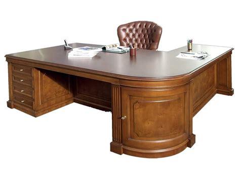 immagini di scrivanie scrivania in legno per ufficio realizzabile su misura