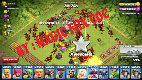 game coc mod fhx server fhx server coc magic apk 2 2 0 free strategy apps for