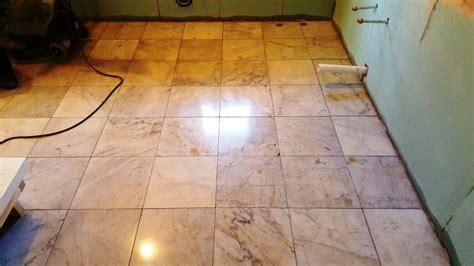 bathroom tiles edinburgh original marble tiled bathroom floor restored at a hotel