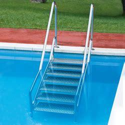 echelle piscine escamotable echelles pour piscines enterr 233 es ou hors sol 224 prix discount