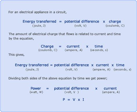 energy formula physics