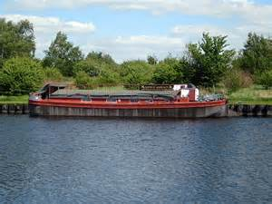 Trusted Detox Due To Geomodification by Littlebeck Trust Barge Project 169 Mike Kirby Geograph
