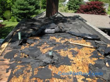 andover ma roof leak low slope roof in andover ct