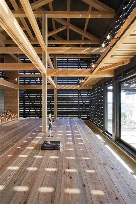 barn style home design  japanese architecture firm