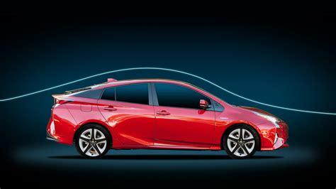 toyota of toyota prius aerodynamic design